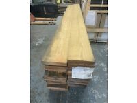 CANADIAN SOUTH YELLOW PINE 3660X245X40MM UNPLANED NICE TIMBER