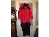 SiZe 16. All winters sports suit.