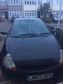 Ford ka black 07 for sale