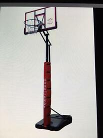 Sure Shot Easi basketball net and stand