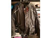 Scott leathers goretex jacket