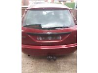 FORD FOCUS MK 1 TAILGATE