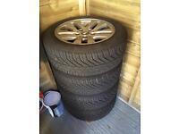 Genuine BMW Alloy wheels