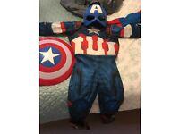 Super Hero Fancy Dress Costumes
