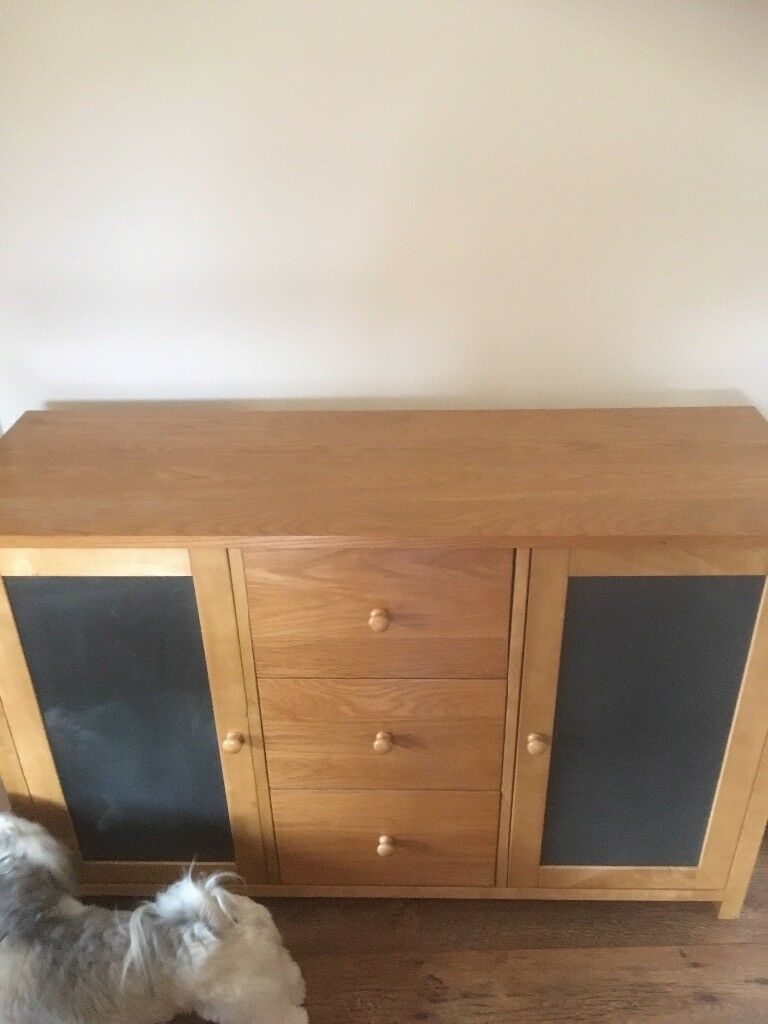Oak sideboard good condition