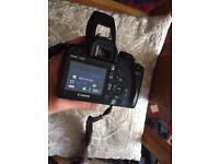 Canon E0S D5 SLR digital camera