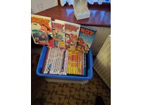 BEANO, DANDY & DENNIS THE MENACE annuals + special aniversery annuals