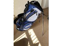 BUNKERED Golf Stand Bag