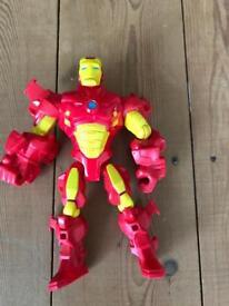 Iron man masher