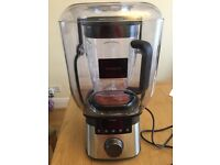 Philips HR3868/01 Avance Collection Innergizer High Speed Blender, 2000W, Silver