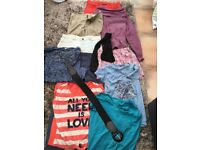 Ladies/Teens Size 12 bundle. Great selection of jeans, trousers, top etc.