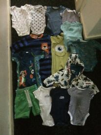 Baby boy's 6-9 month bundle