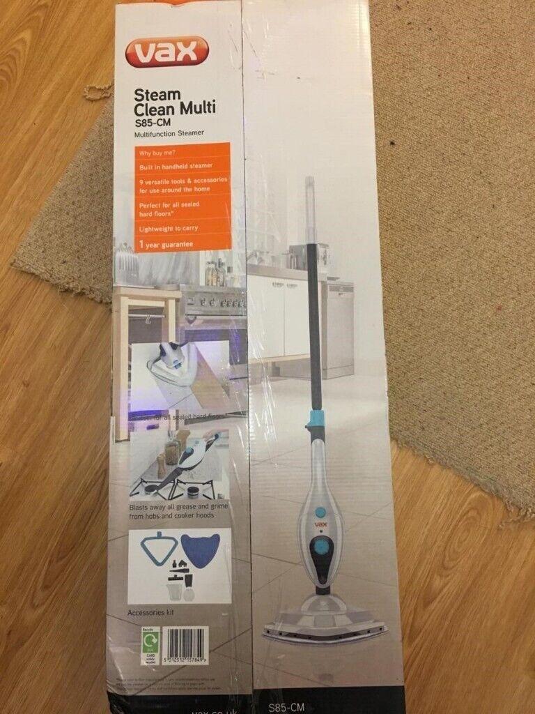 Vax S85-CM Steam Clean Multifunction Steam Mop by Vax