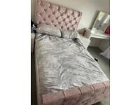 Single bed frame identical to picture one only single bed