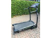 York Fitness Treadmill (Foldable) - Used once! As new.