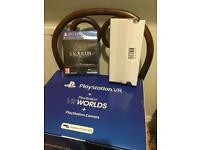 PlayStation VR Bundle: Headset, Camera, 2 x Move Controllers, VR Worlds & Skyrim VR