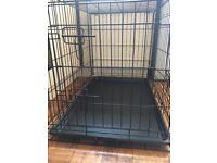 36inch Double Door Dog Crate
