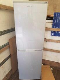 LEC Fridge Freezer (6 Month Warranty)