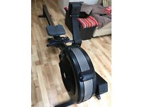 Black Concept 2 Model D rowing machine - as new