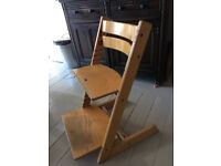 For sale: Tripp Trapp highchair by Stokke