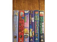 The Simpsons VHS Collection
