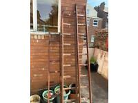 Antique / Retro ladders