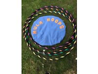Adult and kids Hula hoops!