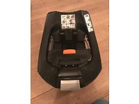 Isofix car seat base for cybex Aton