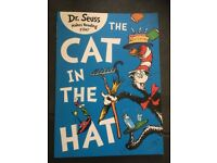 NEW UNUSED, Dr Seuss, The Cat in The Hat (2016 version), A4 paperback. RRP £7