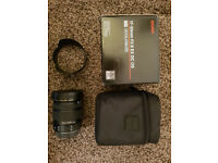 Sigma 17-50mm F2.8 EX DC OS HSM Lens - Canon Fit