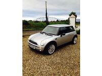 Mini One (immaculate condition) not corsa Clio fiesta polo 207