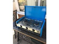 Camping Gaz cooker with grill. £25