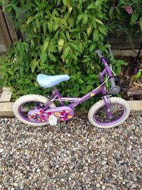 Girls Bike Apollo Sweetpea