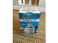 Magimix le glacier 1.1 ice cream maker with instructions and box