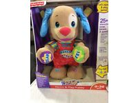 Fisherprice Dance and Play Puppy