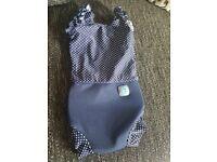 Swimbabes Splash About Nappy Costume UPF 50+ (small)