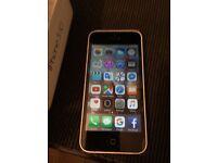 I phone 5c 16gb white