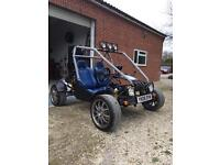 Off Road Buggy - Road Legal - Project
