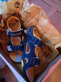 Boys Timberland sandals EXCELLENT CONDITION size 12.5