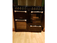Leisure Cookmaster Gas Range Cooker - Only 4 months old