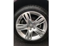 Audi q3/sq3 genuine alloys