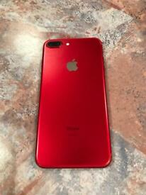7 Plus red 128gb