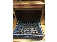 Commercial dishwasher maidaid halcyon evolution 510 w