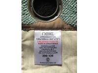 Next Home Eyelet curtain 135cm, 53*72 inch