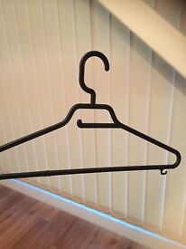 40 Strong Clothes Hangers From Argos