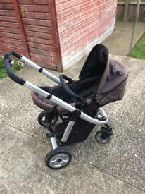 Mothercare pushchair/travel system