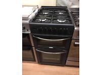 Black Belling 50cm gas cooker