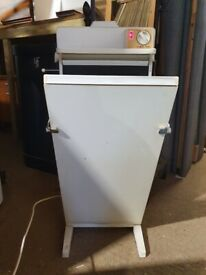 CORBY 5000 TROUSER AND COAT PRESS. FREE LOCAL DELIVERY