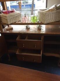 Sideboard French style oak