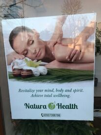 Professional Massage Service - Offer - Natura & Health - Richmond
